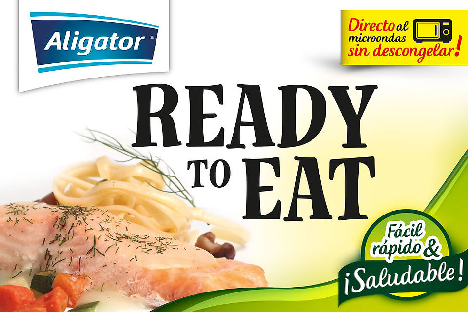 "Presentation of ""Ready to eat"", a project of healthy and frozen fish dishes and accompaniment"
