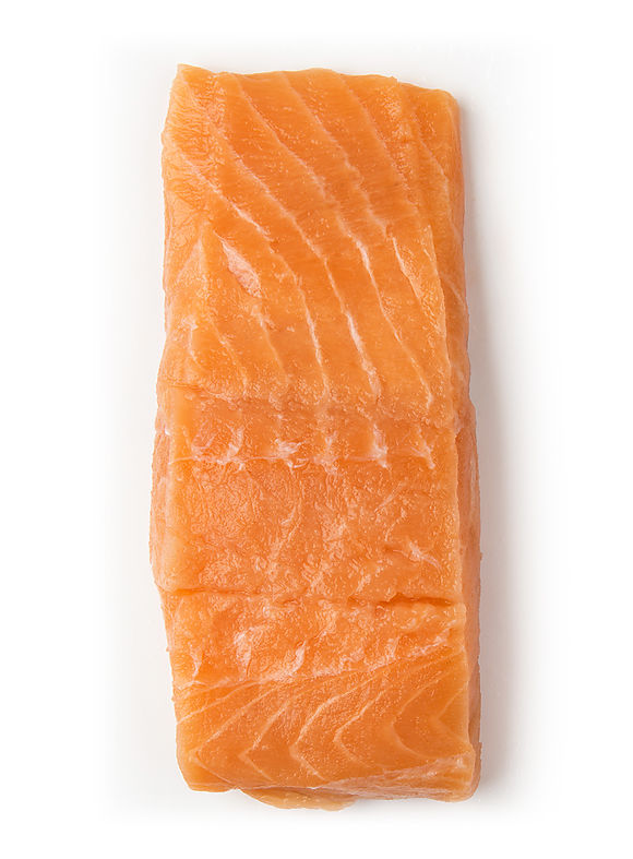 Skin on Salmon loins