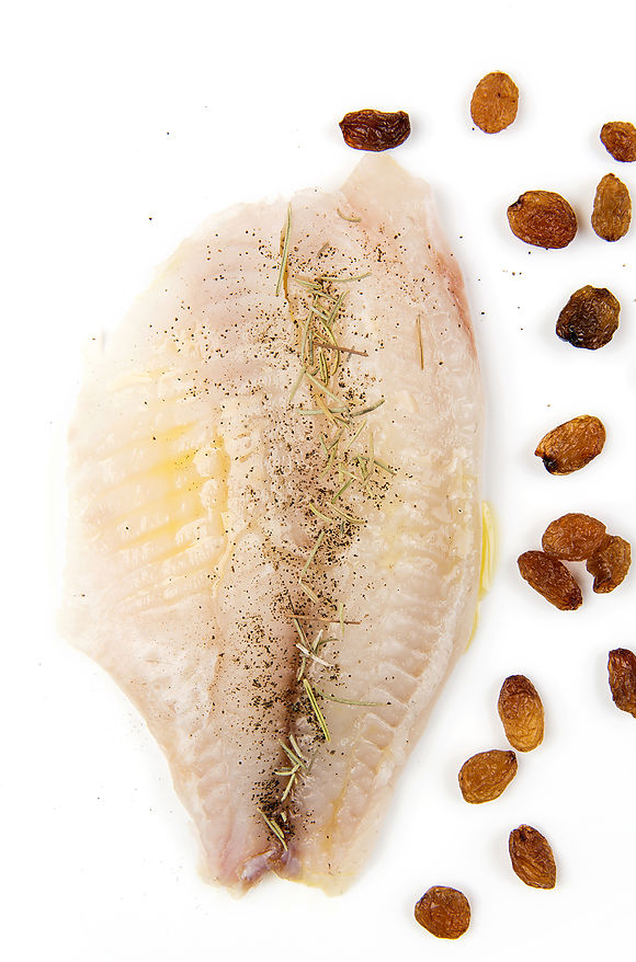 Filet de tilapia sans peau